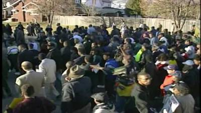 News video: Ferguson protests spark reminder of one 15 years ago
