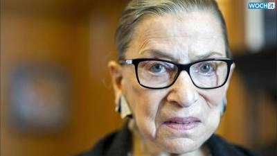 News video: Justice Ruth Bader Ginsburg Has Stent Placed in Her Heart