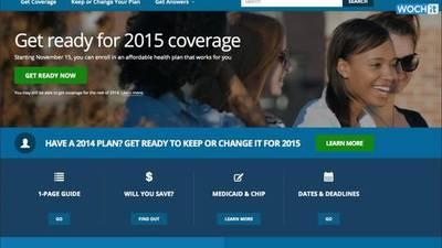 News video: Half a Million Sign Up for Obamacare in First Week