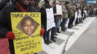 News video: Police Release Video Showing How They Shot 12-year Old Tamir Rice